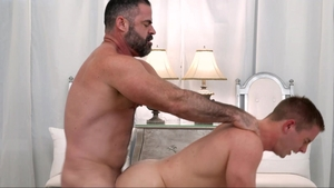 Missionary Boys - Elder Kimball have fun with penis stepfather