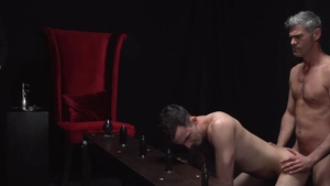 Missionary Boys: Sweet Elder Dudley missionary sex tape