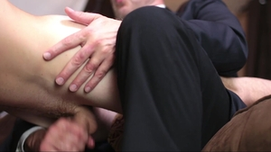 MissionaryBoys - Blindfolded plus sexy gay Patriarch Smith