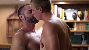 MissionaryBoys.com: Muscled Bishop Angus wishes nailing