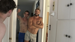 BrotherCrush.com - Friend Greg Mckeon need plowing hard