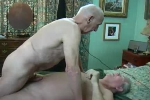 Two old dudes Making Love