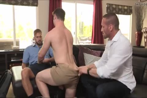 Myles Landon, Wesley Woods And Michael Boston