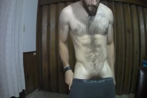 hirsute Muscled twink cam Show
