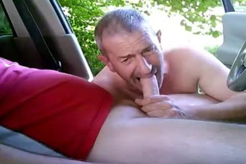 lascivious homo boys On Car Have Some Public And Outdoor Sex