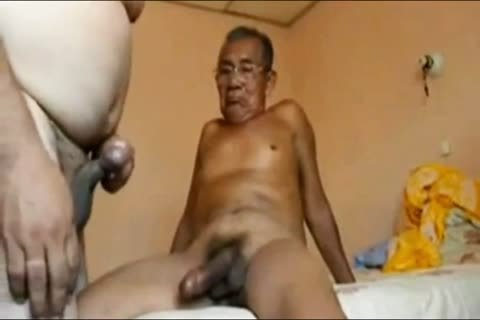 grand-dad fucks A Bear In The Bedroom another time & another time & another time
