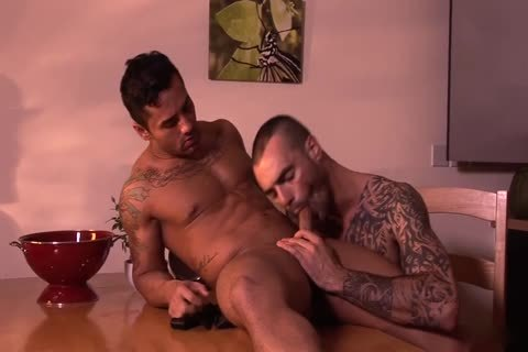 Bruno Bernal And Issac Jones Hung Suited And pretty