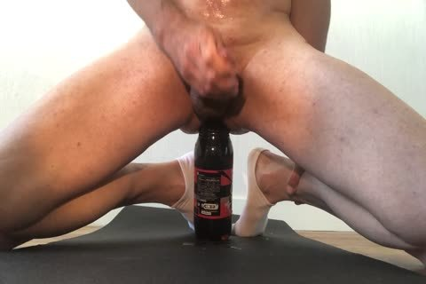that dude Squirts After Severe ass Insertion