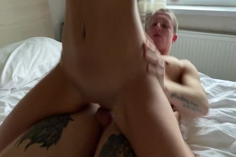 I nailed My Step Sister Katty West Boyfriend And sperm On His arse