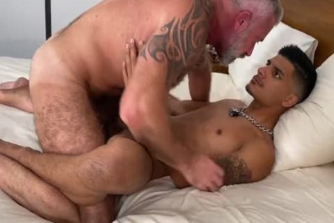 RawFuckClub - banging The admirable Pup Apollo