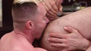 IconMale - Inked Trent Atkins desires fingering