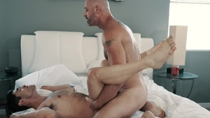 IconMale.com - Lucas Leon being fucked by big dick D Arclyte