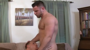 IconMale.com: Gay Brandon Wilde having fun with Nick Sterling