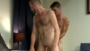 ExtraBigDicks.com: Brett Bradley fucks in the ass sex scene