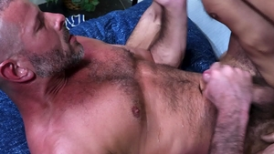 ExtraBigDicks.com - Gay Joe Parker pounded by Clay Towers