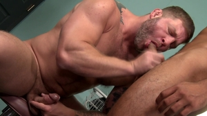 MenOver30 - Colby Jansen is really pierced mature