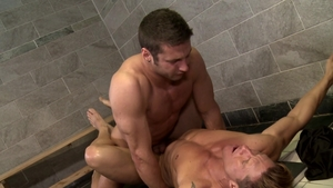 MenOver30.com: Bryce Evans as well as pierced Rod Peterson