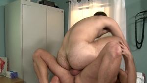 Men Over 30: Doctor Jay Donahue throat fucking video