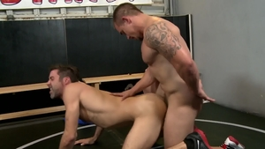 Pride Studios - Gay Adam Bryant expose huge penis