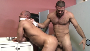 PrideStudios.com: Athletic Riley Mitchel rimming gloryhole
