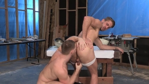 HotHouse: Spencer Whitman 3some