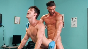 HotHouse.com: Ryan Rose with dirty Devin Franco