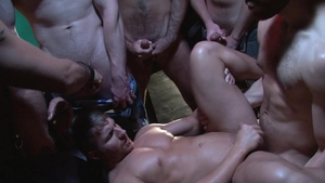 FalconStudios: Latino Danimal with Logan Vaughn group sex