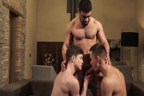 Andrey Vic, Wagner Vittoria And Ruslan Angelo - Super pound For Three - wazoo stab, blow job sex, Cumshots, bareback