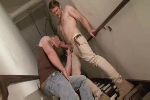 Colby Keller and Brandon pokes